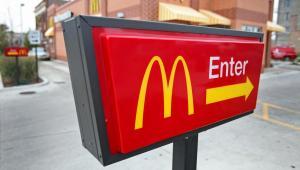 Restauracja McDonalds
