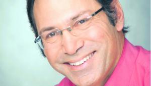 Vahe Torossian, zastępca prezesa Microsoft Corporation ds. rozwiązań dla małych i średnich przedsiębiorstw
