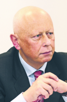 Piotr Styczeń , podsekretarz stanu w Ministerstwie Transportu i Budownictwa