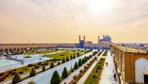 Iran, plac Naqsh-e Jahan