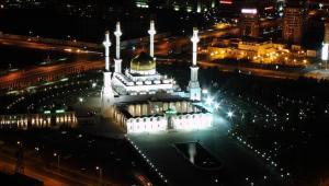 Meczet Nur-Astana w stolicy Kazachstanu
