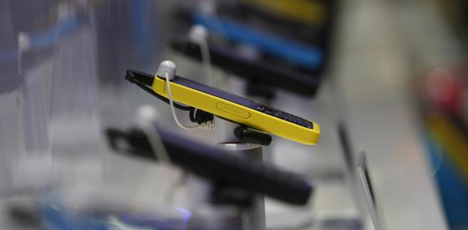 Smartfon Nokia 301