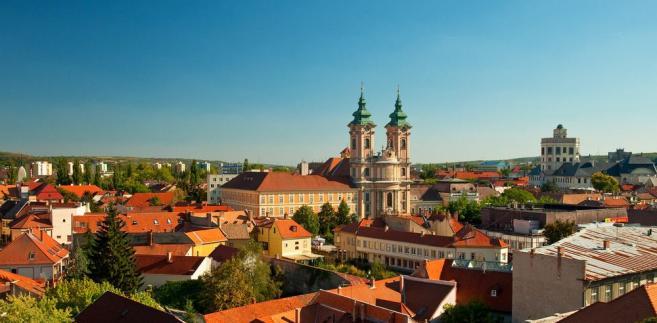 Węgry Północne, miasto Eger