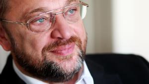 Martin Schulz. Źródło: materiały prasowe PE