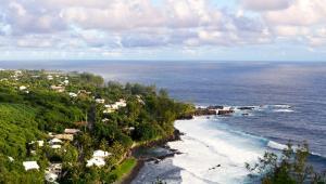 Francuska wyspa Reunion