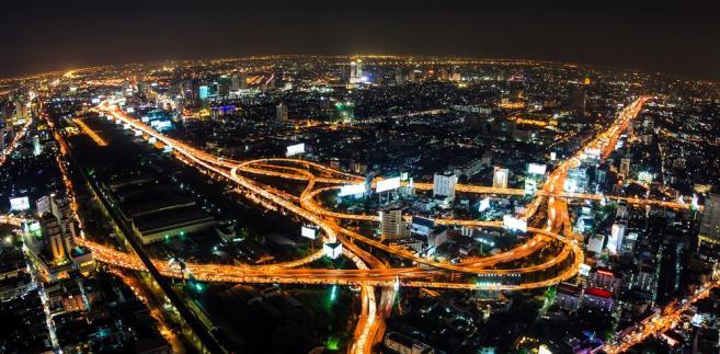 Bangkok, stolica Tajlandii