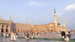 Medina w Arabii Saudyjskiej