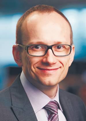 Piotr Winnicki dyrektor ds. finansowania handlu Raiffeisen Polbank