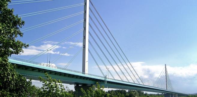 Most Solidarności w Płocku, autor: Rommullus, CC 3.0.