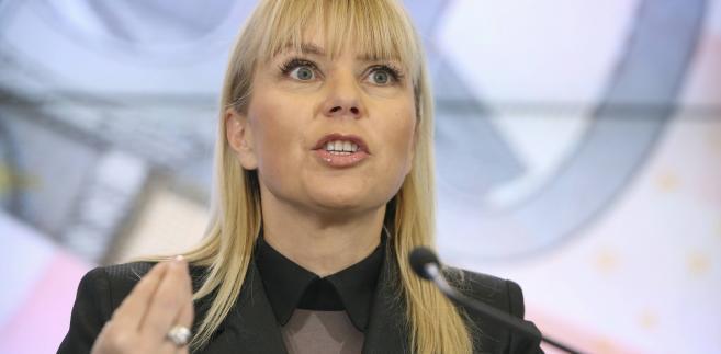 Minister Elżbieta Bieńkowska
