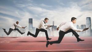 Wyścig w biznesie