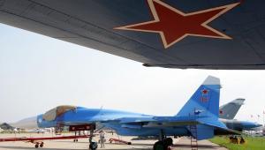 Rosyjskie samoloty Su-27