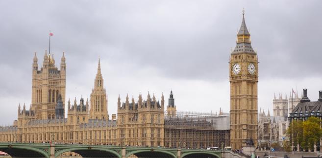 Parlament brytyjski