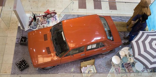 Wystawa na temat czasów PRL w gdańskiej galerii handlowej, Fot. Kapa1966/Shutterstock.com