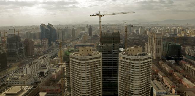 Budowa mieszkań w Pekinie