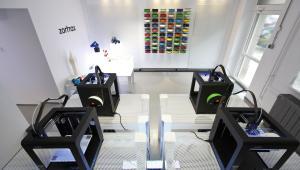 Polskie drukarki 3D firmy Zortrax