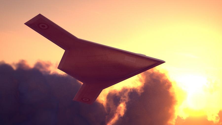 Francusko-brytyjski samolotu bojowy przyszłości (FCAS)
