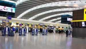 London Heathrow Airport. Londyn, Wielka Brytania
