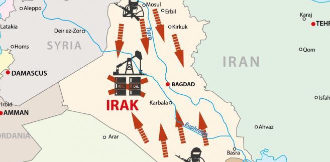 Punkt zapalny: Irak