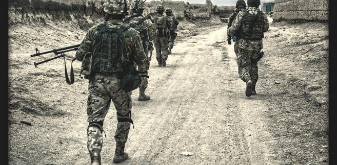 Patrol RCP. Ghazni. Polska misja w Afganistanie. Fot. st. chor. szt Adam Roik. Combat Camera DO RSZ