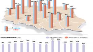 Dziewięć milionów Polaków z bezrobociem w CV