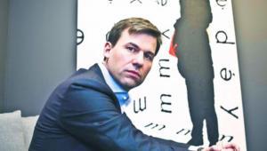 Jacek Olechowski smak biznesu poznał jako nastolatek, fot. Wojtek Górski
