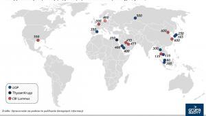 Na świecie istnieje już 18 instalacji PDH do produkcji propylenu z propanu
