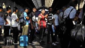 Imigranci na Węgrzech EPA/Tamas Kovacs Dostawca: PAP/EPA.