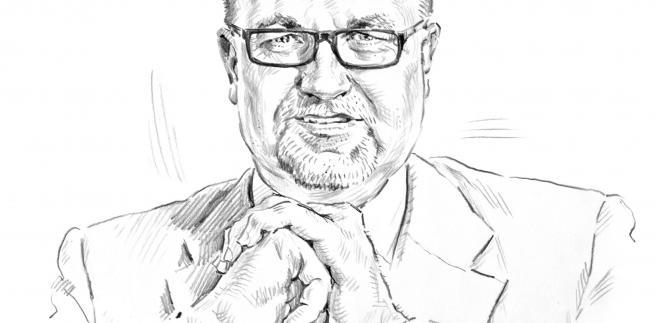 """Eryk Mistewicz (ryc. Fabien Clairefond/""""Le Figaro"""")"""