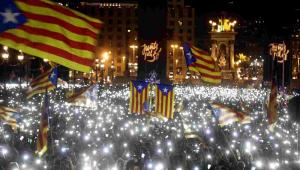 Barcelona EPA/ALBERTO ESTEVEZ Dostawca: PAP/EPA