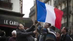 Paryż po zamachu