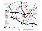 Plany budowy dróg w Polsce [MAPY]