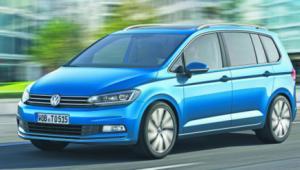 <span lang=EN-US xml:lang=EN-US>Volkswagen Touran</span>
