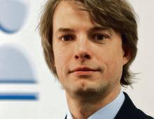 Paweł Dobrowolski ekonomista, ekspert Instytutu Sobieskiego, prezes zarządu Fundacji Forum Obywatelskiego Rozwoju w latach 2011–2013, po godzinach strażak OSP materiały prasowe