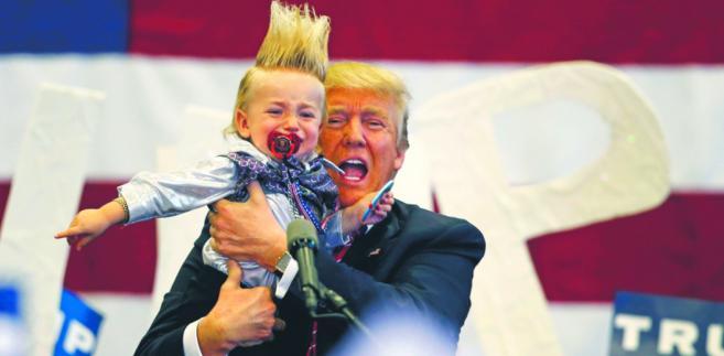 Donald Trump zdecydowanie prowadzi w prezydenckim wyścigu Partii Republikańskie