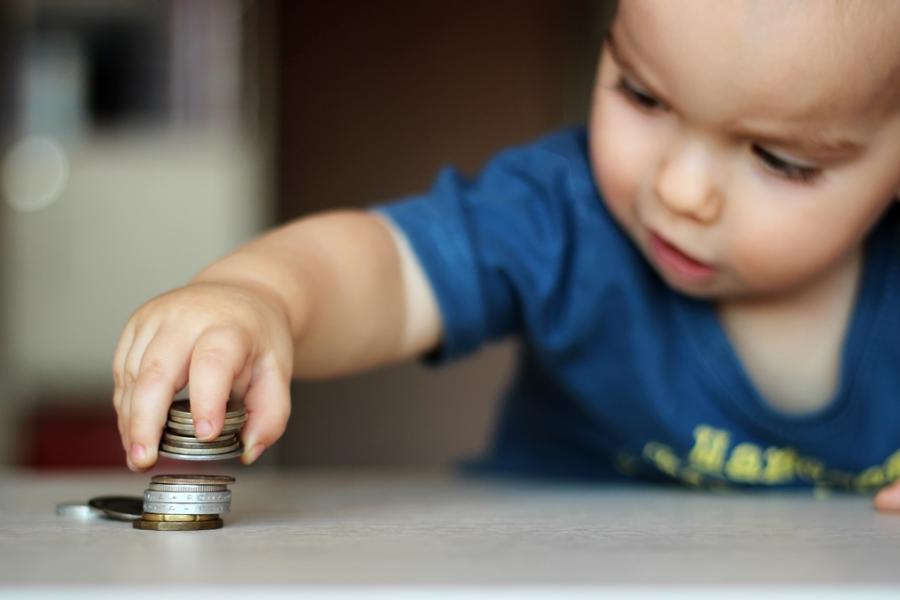 Dziecko, pieniądze