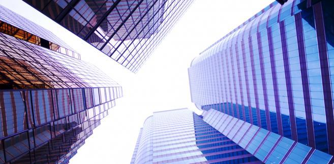biznes, prawo, biurowiec