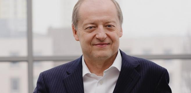 Prezes Atende SA dr hab. Roman Szwed