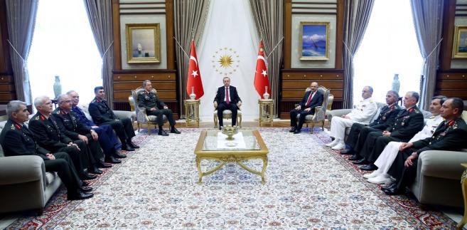 Turcja Recep Tayyip Erdogan