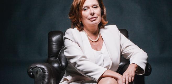 Małgorzata Kidawa-Błońska. Fot. Maksymilian Rigamonti