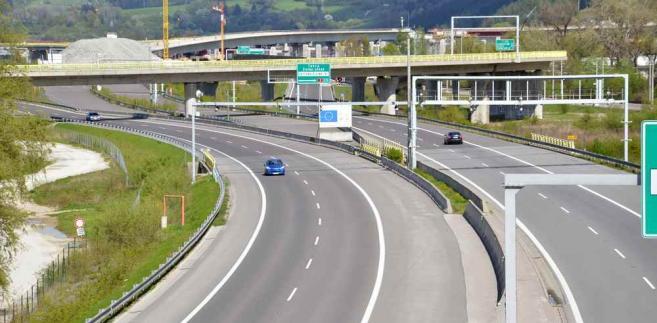 Autostrada D1 na Słowacji  Jozef_Culak / Shutterstock.com