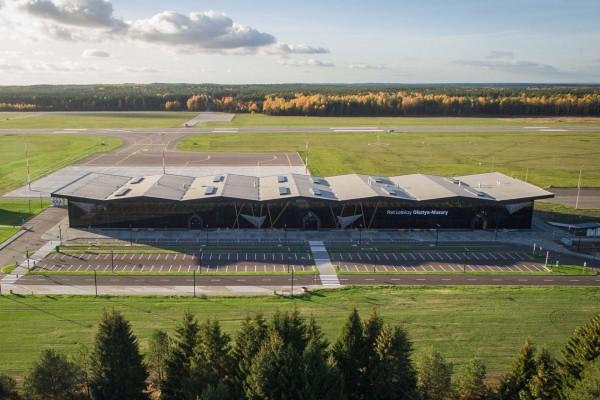 Port lotniczy Olsztyn-Mazury