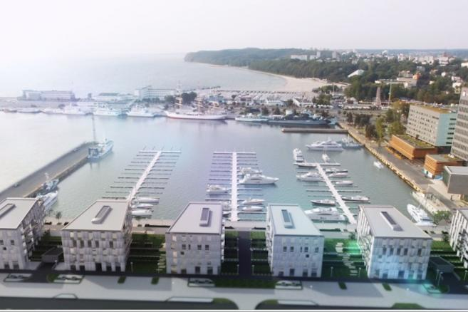 Apartamenty Yacht Park w Gdyni