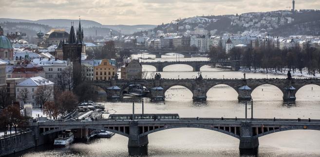 Praga, Czechy, 5.01.2017