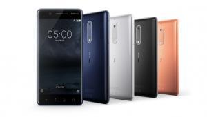 Linia smartfonów Nokia 5