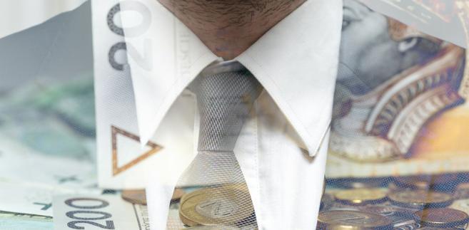 pieniądze, biznes, biznesman