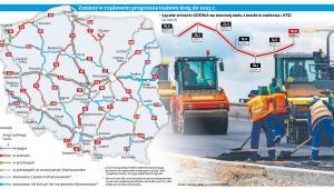 Zmiany w rządowym programie budowy dróg do 2023r.
