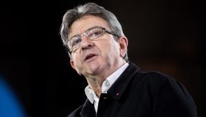 Jean-Luc Melenchon, kandydat na prezydenta Francji, Partia Lewicy. Wystąpienie w Lille, 12.04.2017