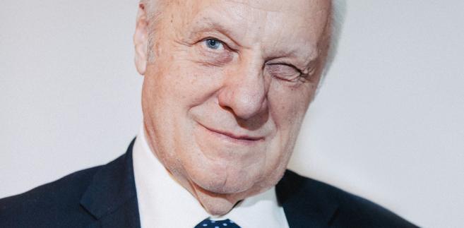 Stefan Niesiołowski. Fot. Maksymilian Rigamonti