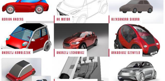 Projekty polskiego samochodu elektrycznego